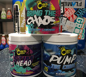 Buy 2 chaos crew for £55