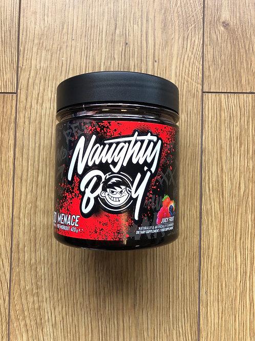 Naughty boys MENACE ( juicy fruit)
