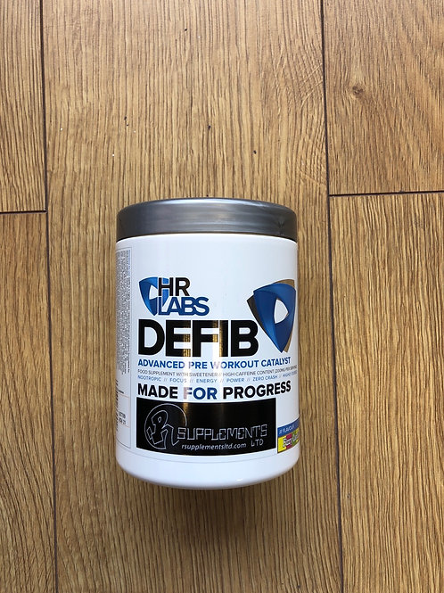 Hr labs defib (candy crush flavour )