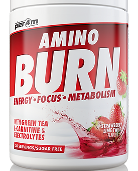 Per4m AMINO BURN (various flavours )