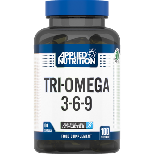 Applied nutritions Tri omega 3-6-9