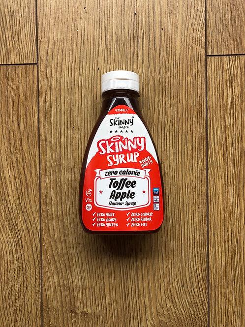 Skinny syrup (toffee apple)