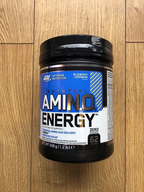 Optimum nutritions Amino energy (blueberry lemonade ) 62servings