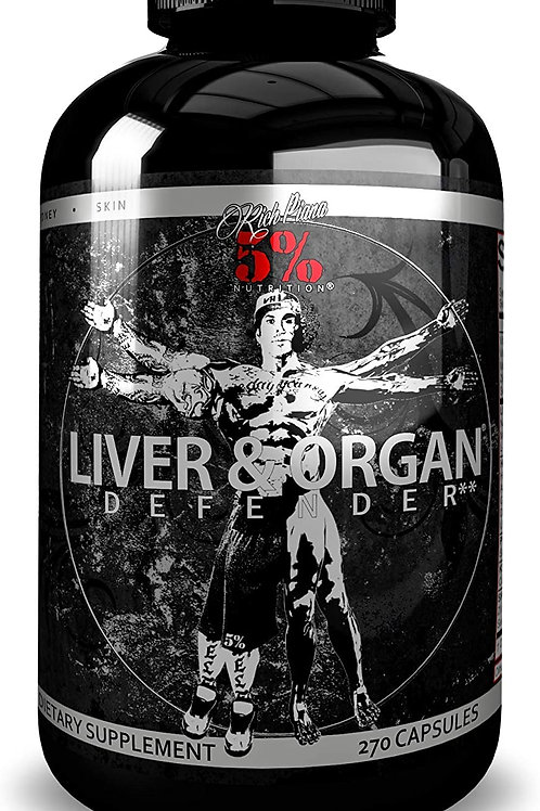 5% liver and organ defender