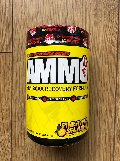 Kodiaks ammo bcaa recovery aminos (pineapple splash )