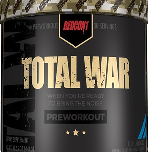 Redcon1 total war pre workout (various flavours )