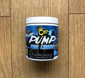 Chaos crew pump (blueberry lemonade)