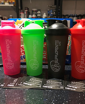 R supplements shaker