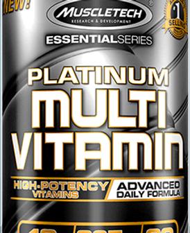 Muscletech multivitamins