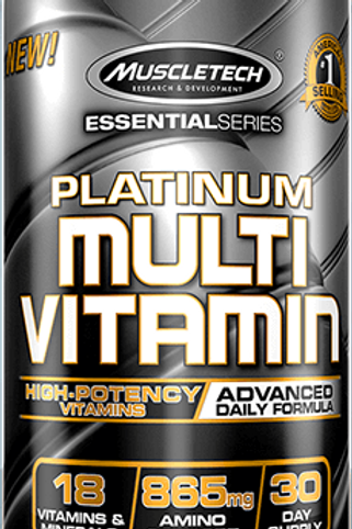 Muscletech multivitamins
