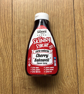 Skinny syrup (cherry bakewell)