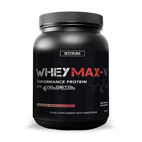 Strom sports whey(various flavours )