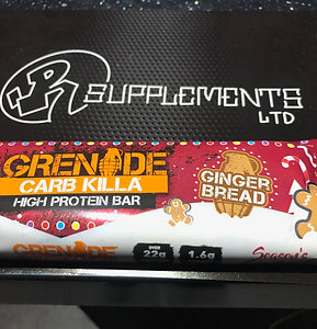 Grenade bar (ginger bread)