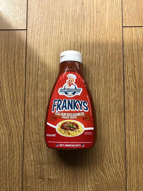 Frankys (italian bolognese sauce )