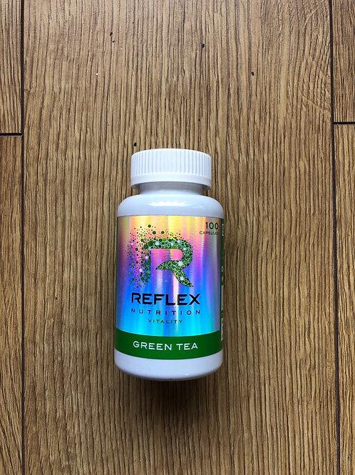 Reflex Green tea (100 capsules )