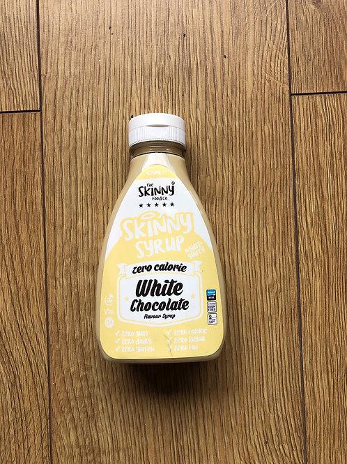 Skinny syrup (white choc)