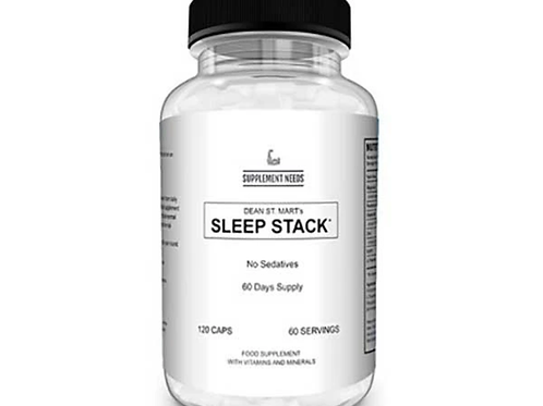 Supplement needs SLEEP STACK