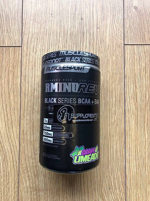 Musclesport Aminorev (grape limeade)