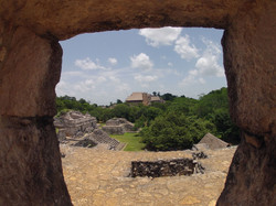 Maya Aventuras Ruines EkBalam