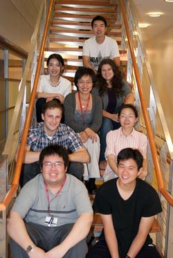 Zha Lab 2014 Sept.