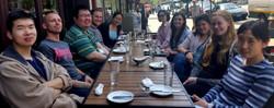 2017 Farewell Lunch Denis