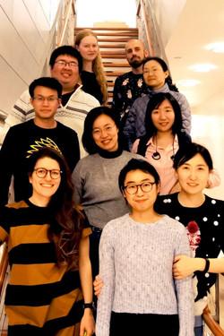 Zha Lab 2018 Xmas