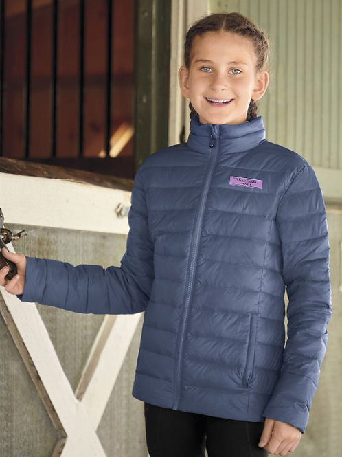 Child Padded or Puffer Riding Jacket