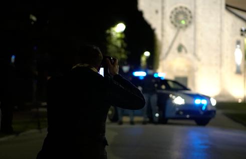Polizia di Stato - Alex Marè - Ritratto fotografico