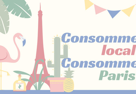Consommer local? Consommer Paris?