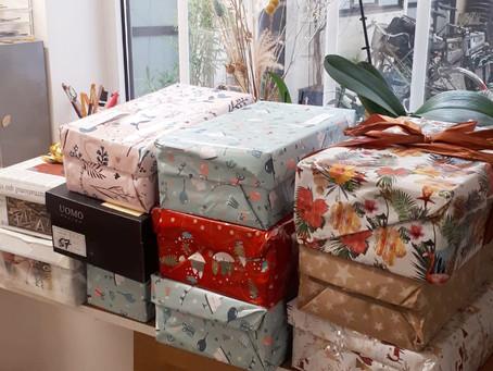Boîtes de Noël pour les plus démunis, un mouvement solidaire qui prend de l'ampleur !