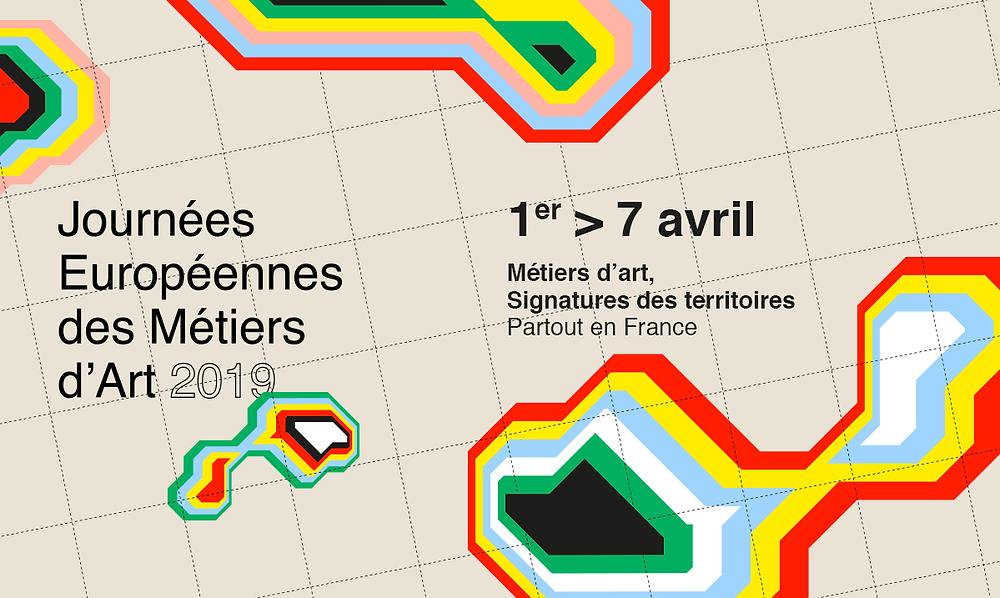 Ni une ni deux vous accueille ce week-end dans le cadre des Journées Européennes des métiers d'Art.