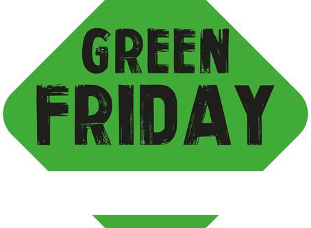 Le Green Friday : évènement citoyen anti-Black Friday