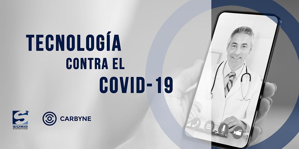 Tecnología contra COVID-19