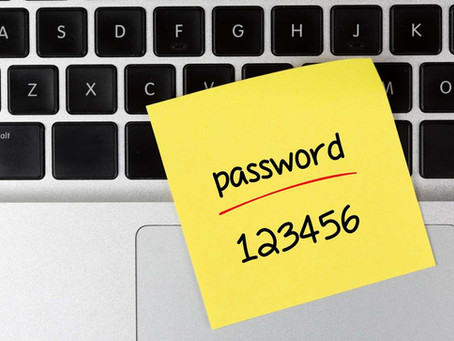 Las contraseñas, uno de los pilares de la ciberseguridad.