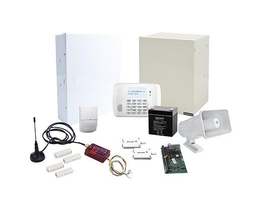 Kit de Alarma con comunicación ilimitada (3G/4G)