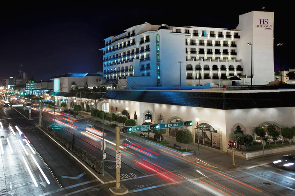 Hotel Hotsson León