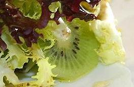 Salade de printemps verte