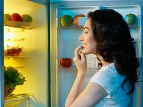 Le télétravail et l'appel du frigo