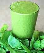 Smoothie vert vitalité