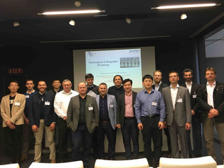 """D-SPA"" project Kick-Off meeting and first workshop on Nanoimprinting"