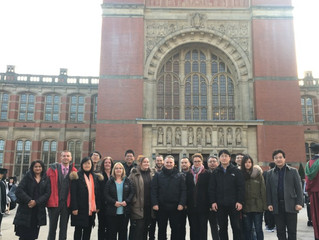 Mid-term meeting of H2020 RISE D-SPA project