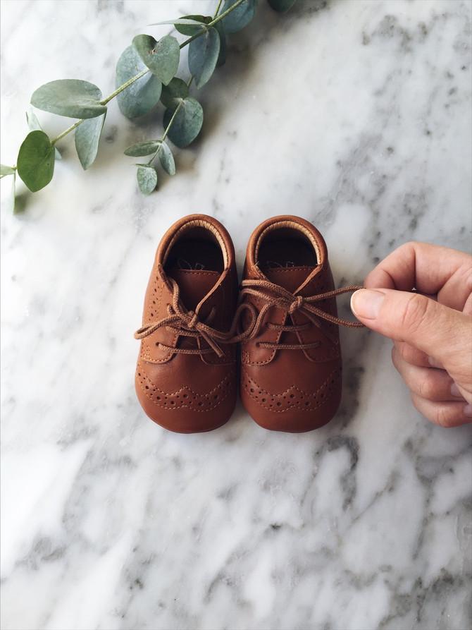 Pom d'Api kids shoes