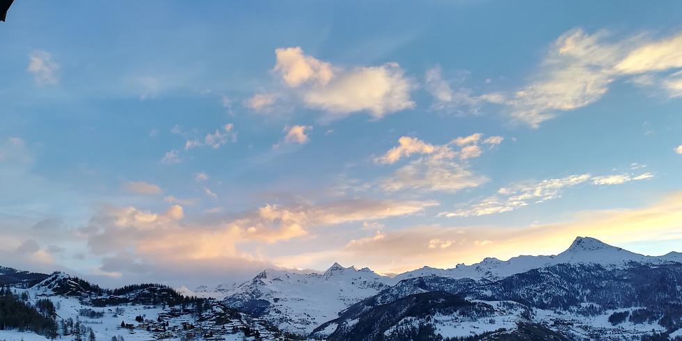 Les 6e partent en classes de neige à Torgnon (Italie)