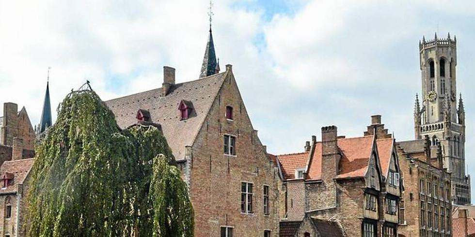 Les 5e visitent Bruges !