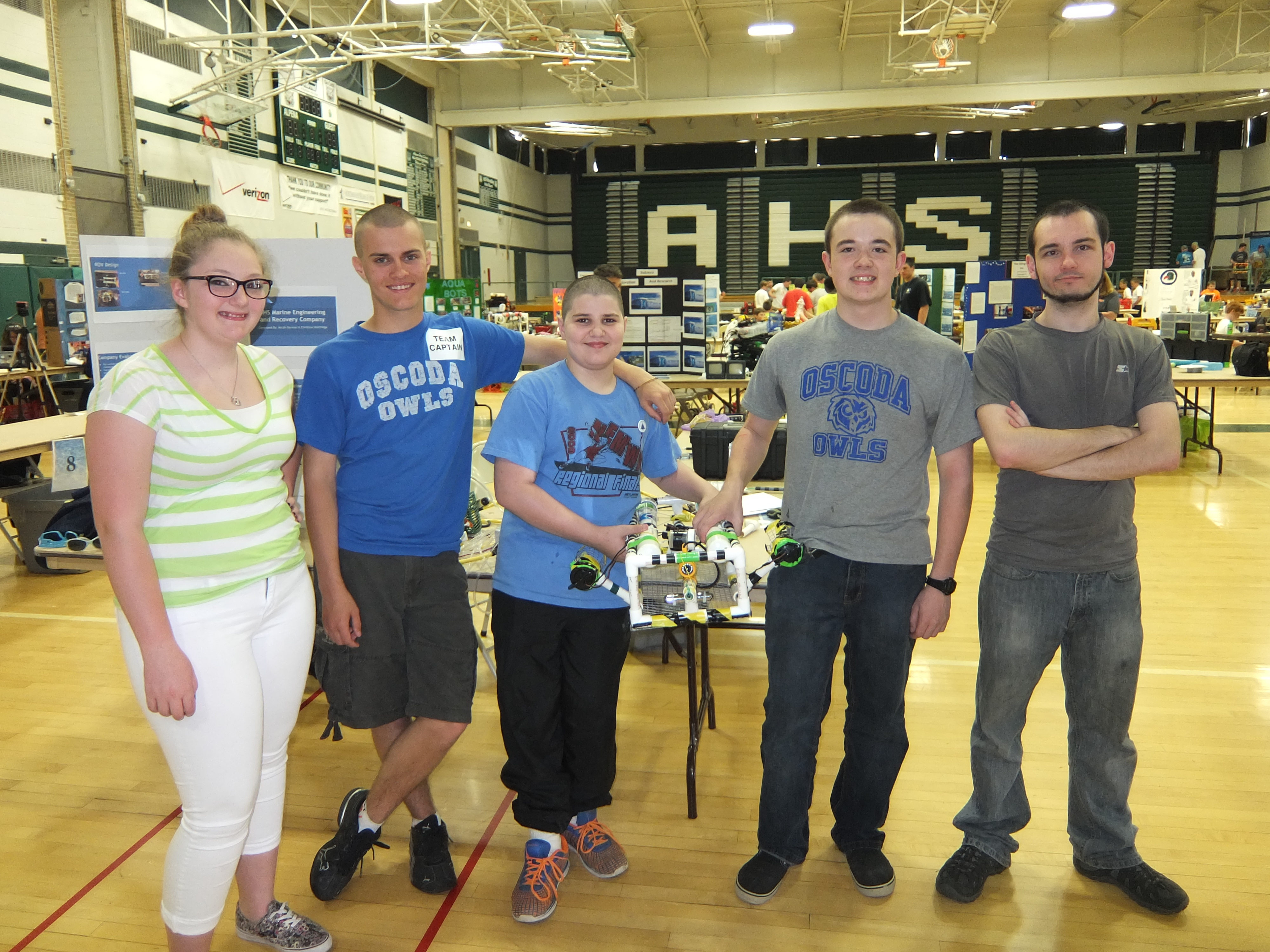 ohs rov competition team