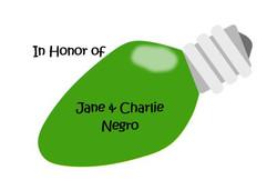 Jane & Charlie Negro