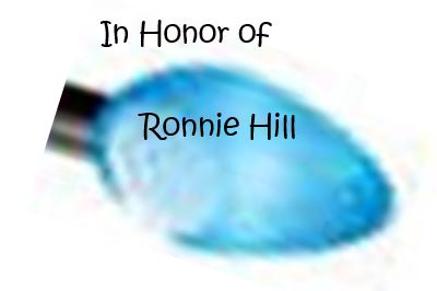 Ronnie Hill