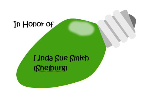 Linda Sue Smith Shelburg