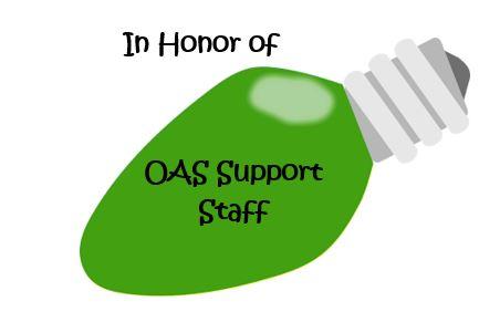 oas support staff