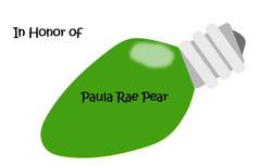 Paula Rae Pear webite